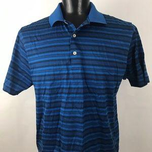Men's Peter Millar Cotton Golf Polo Shirt